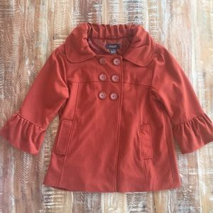 TALIE double breasted coat